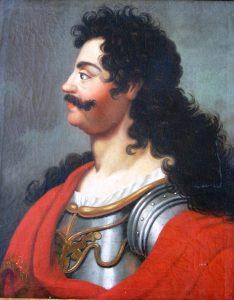 Ференц II Ракоци — возможный отец Сен-Жермена?