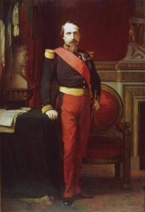 Наполеон III пытался расколоть «орешек Сен-Жермена».