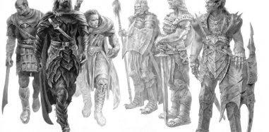 Продолжения Толкина. Ник Перумов, Ниэнна и другие 8