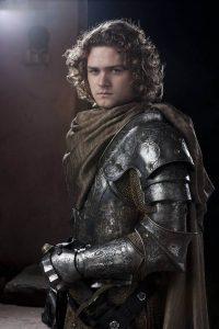 Лорес Тирелл, Рыцарь Цветов