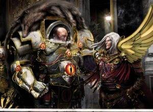 Хорус (Warhammer 40K)
