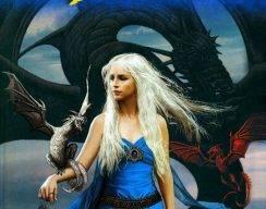 Джордж Мартин «Танец с драконами»