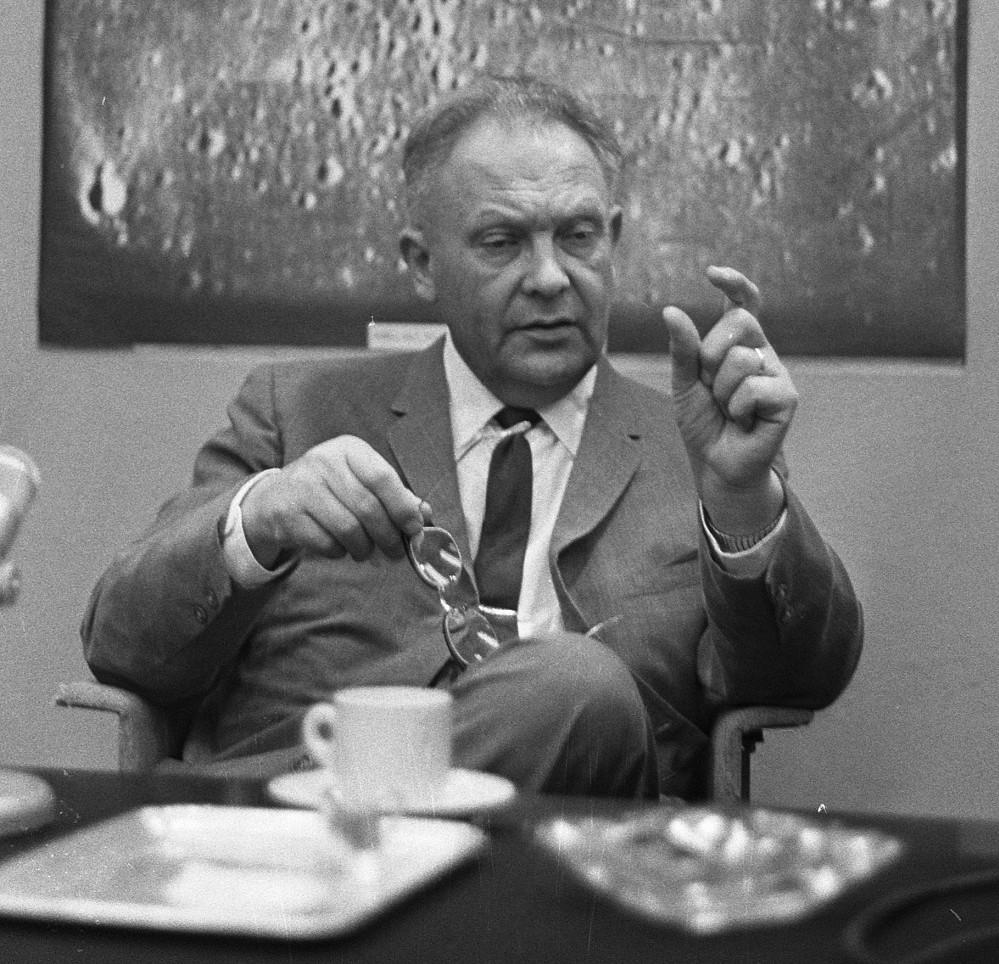 Джерард Койпер, предсказавший второй пояс астероидов, в который входит и Плутон