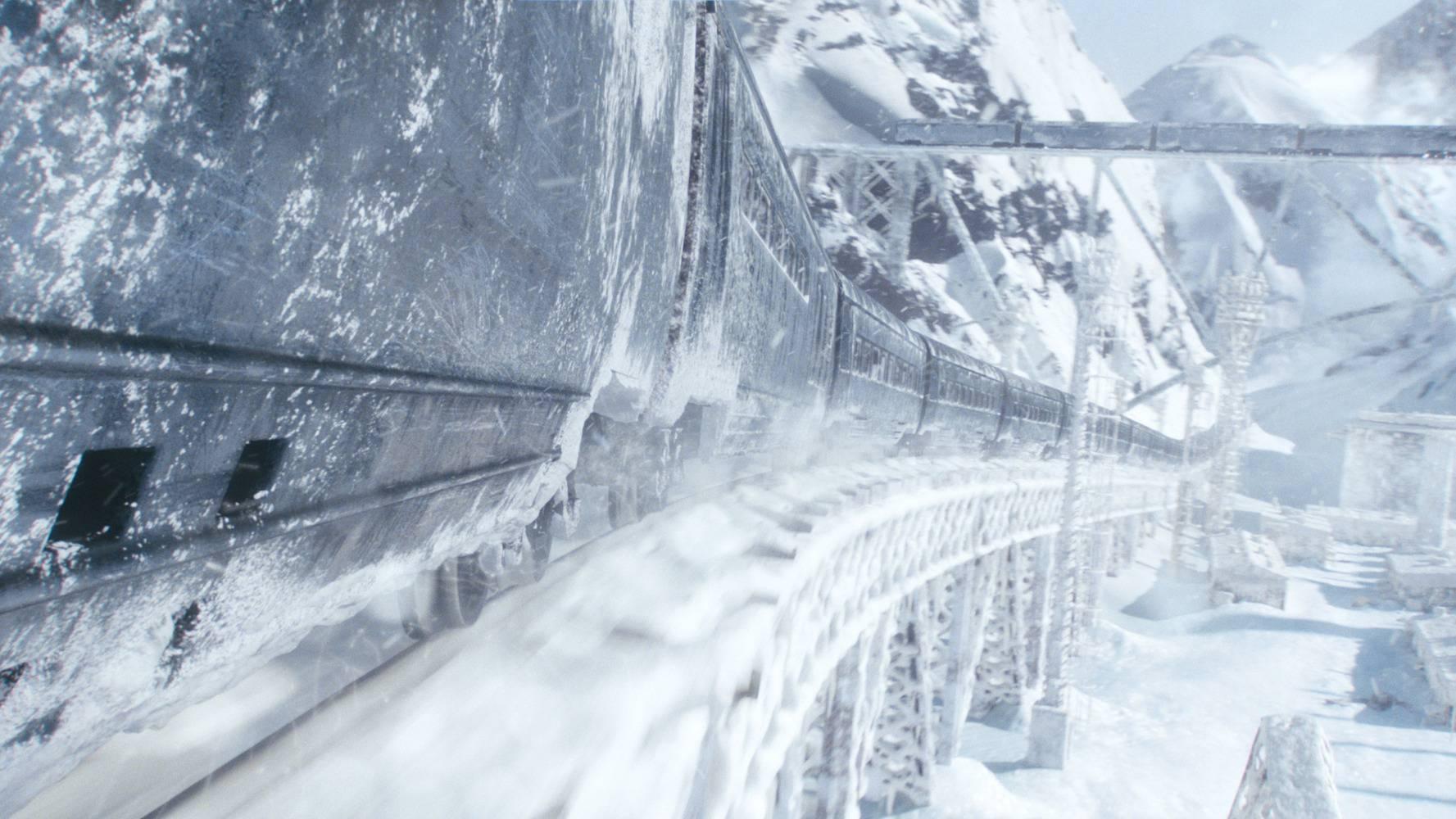 «Сквозь снег»: революция в отдельно взятом поезде 1