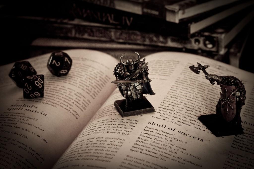 Три волны настольных ролевых игр