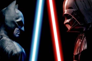 Фан-фильм: Batman vs Darth Vader