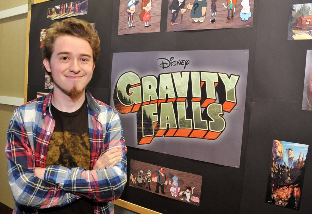 Alex-Hirsch gravity-falls