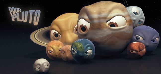 Почему Плутон не планета 17