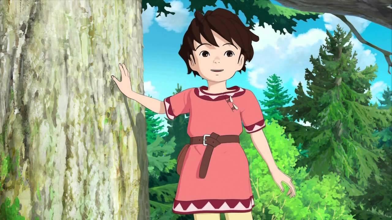«Рони, дочь разбойника»: первый сериал студии Ghibli 5
