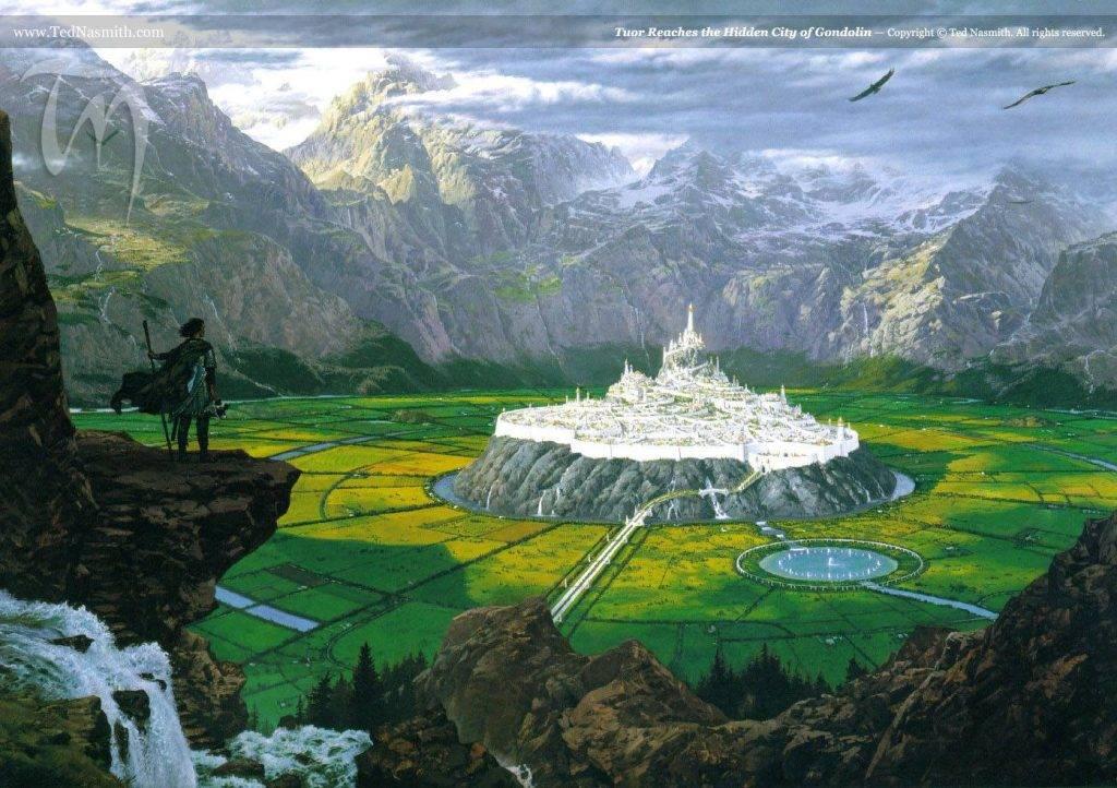 Туор стал единственным человеком, которого в Валиноре приняли наравне с эльфами.