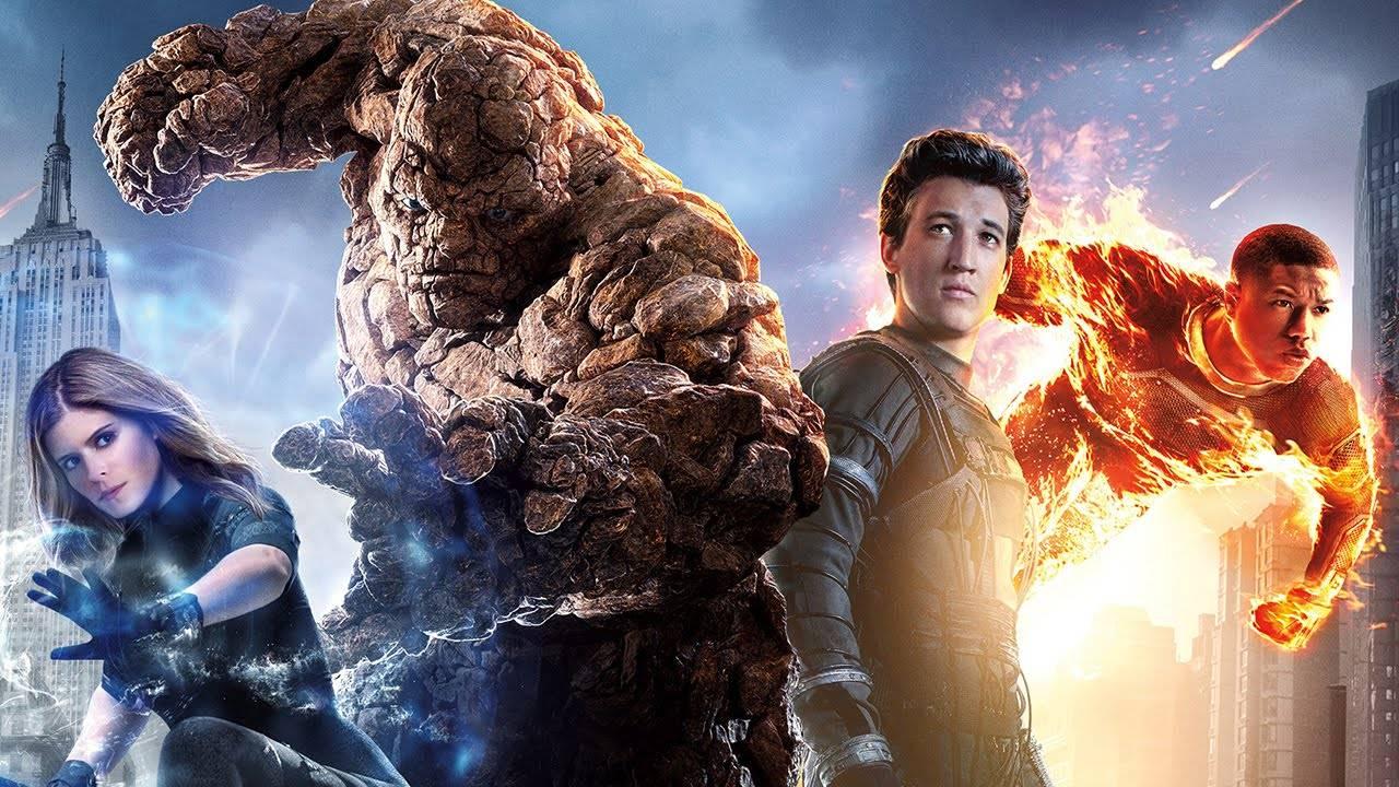 Фантастическая четверка (2015) — видеобзор