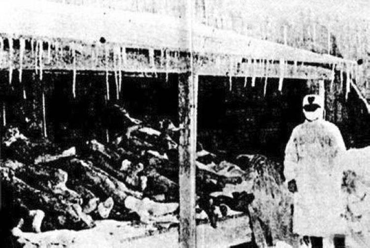 Отряд 731 жертвы