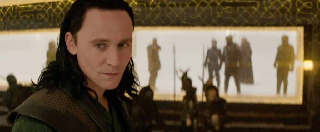 """Marvel's Thor: The Dark World""..Loki (Tom Hiddleston)..Ph: Film Frame..? 2013 MVLFFLLC. TM & ? 2013 Marvel. All Rights Reserved."