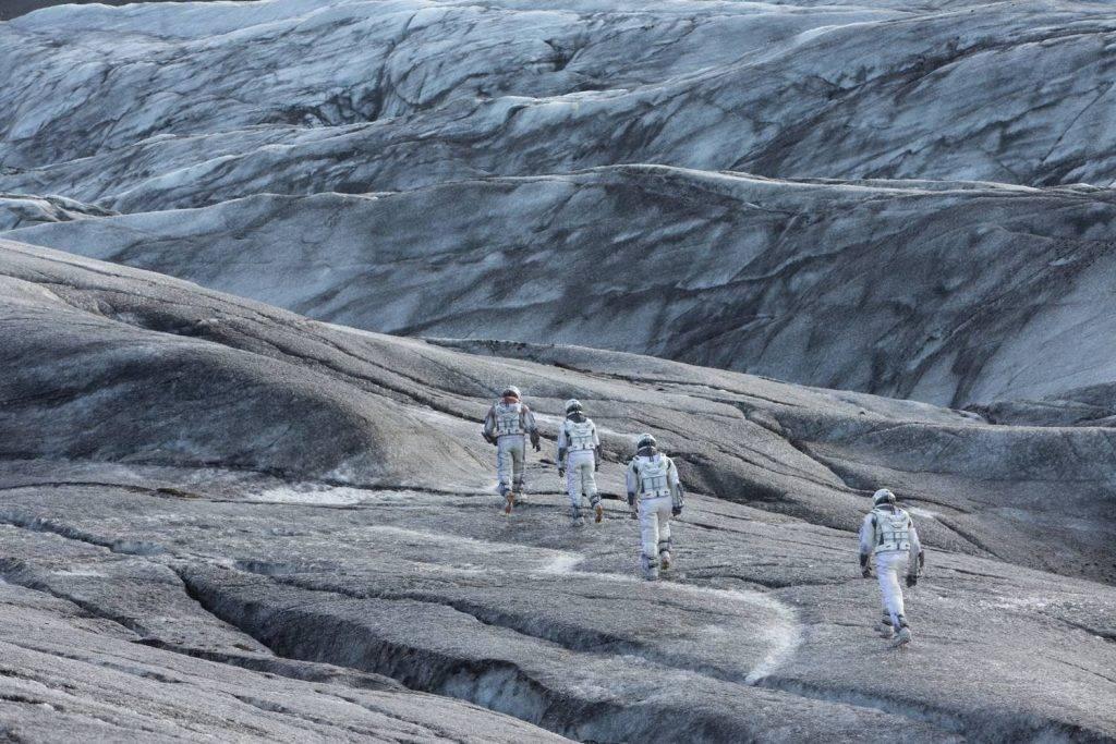 Пейзажи иных планет завораживают.