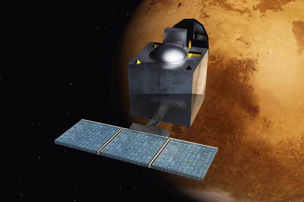 Индия стала первой страной в мире, чей зонд добрался до Марса с первой попытки