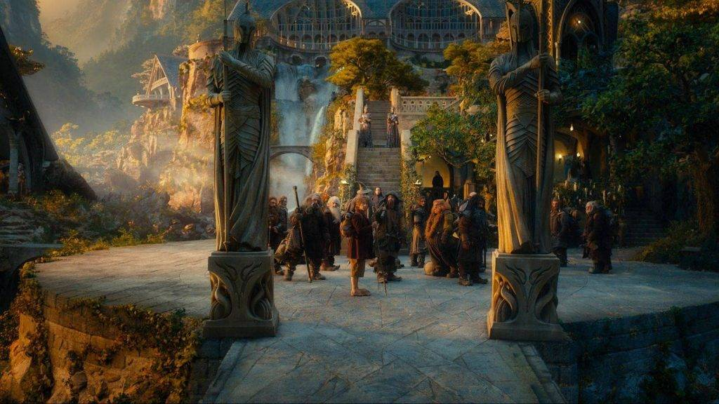 """THE HOBBIT: AN UNEXPECTED JOURNEY."