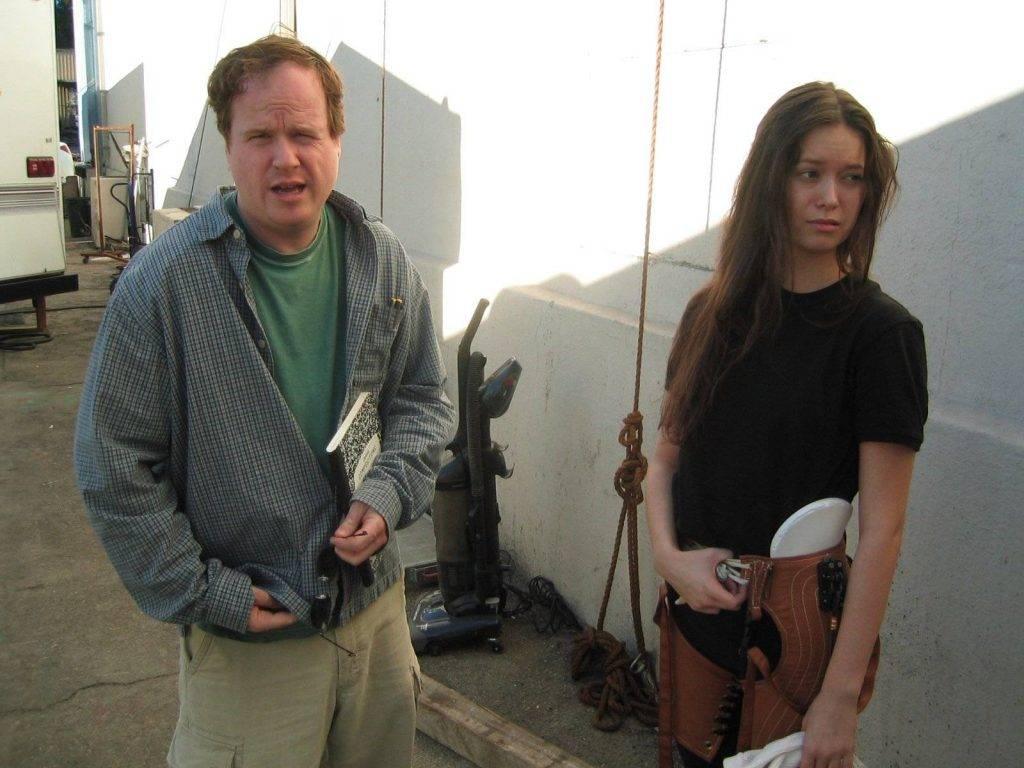 На съёмках «Миссии «Серенити»: совсем не фантастический Уидон
