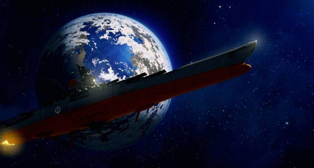 space battleship yamato anime
