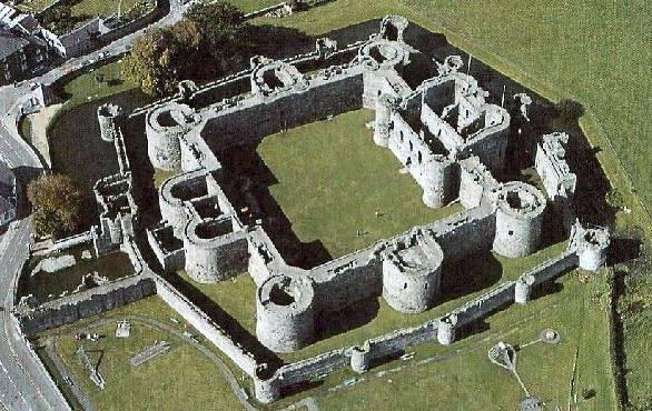 Доклад про средневековый замок 5800