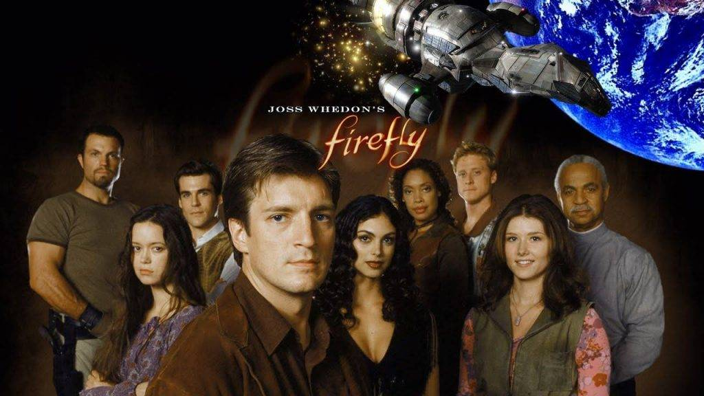 Светлячок (Firefly) — видеообзор