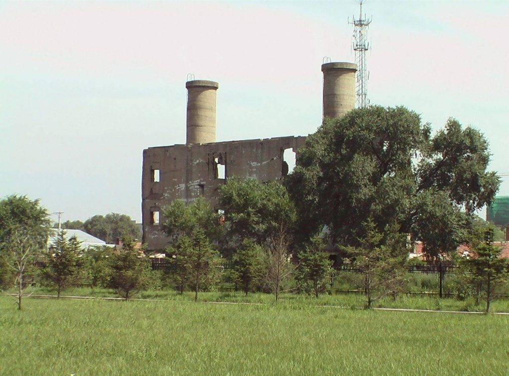 крематорий Пинфан