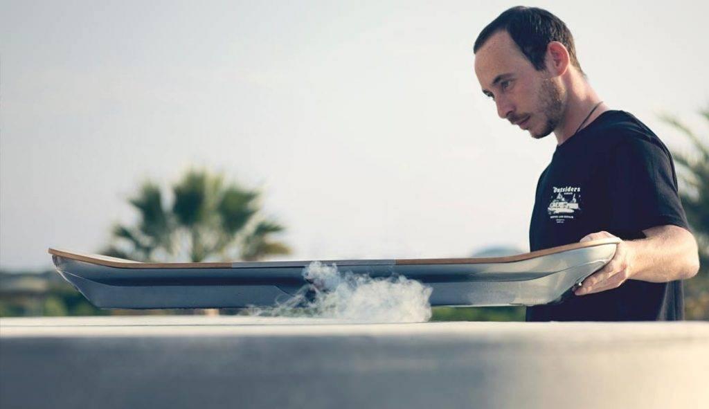 Lexus Hoverboard: чудо рекламных технологий