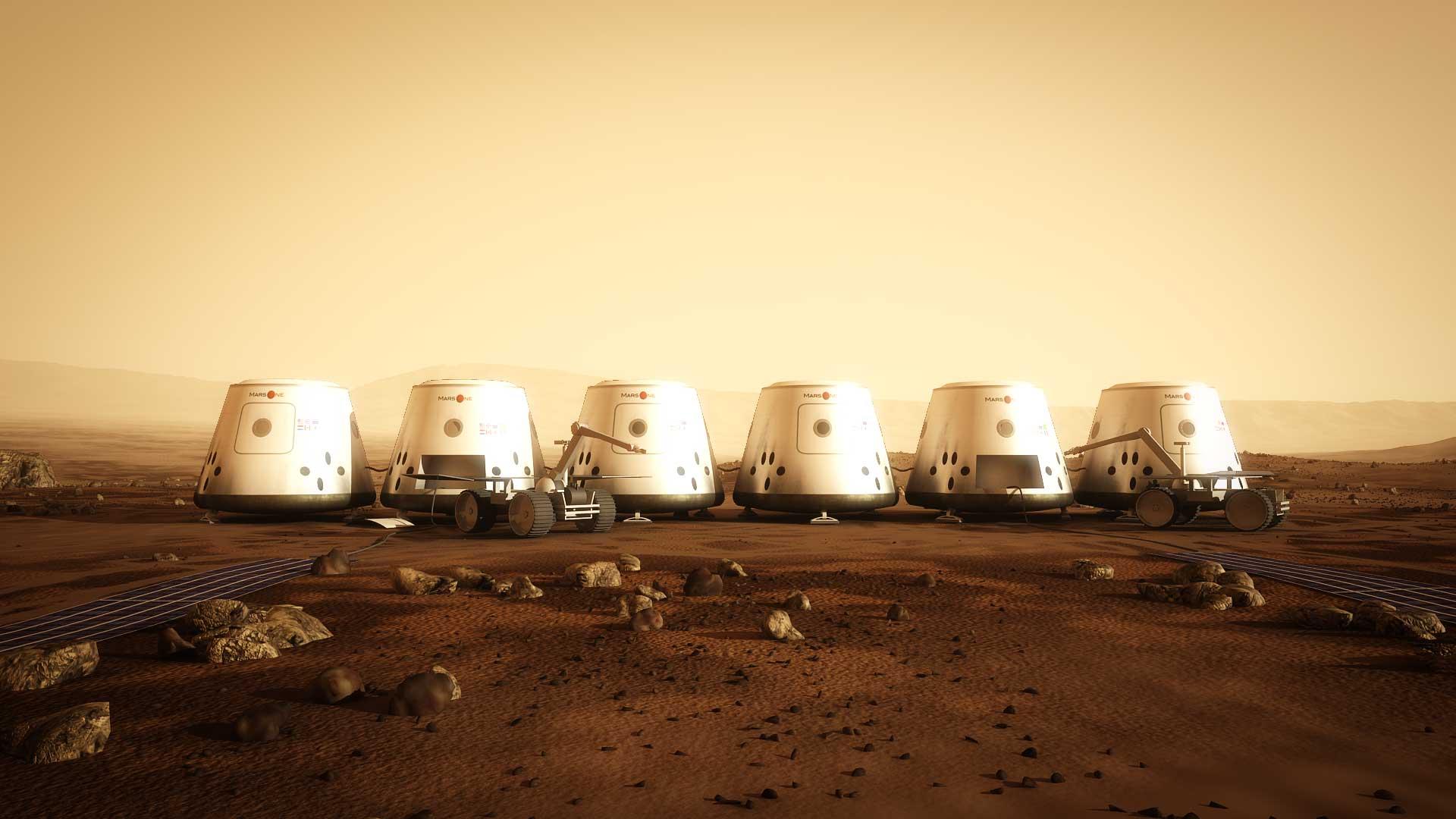 Как нам обустроить Марс 10