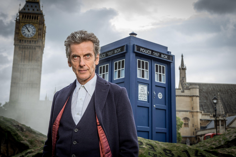 Doctor Who Capaldi