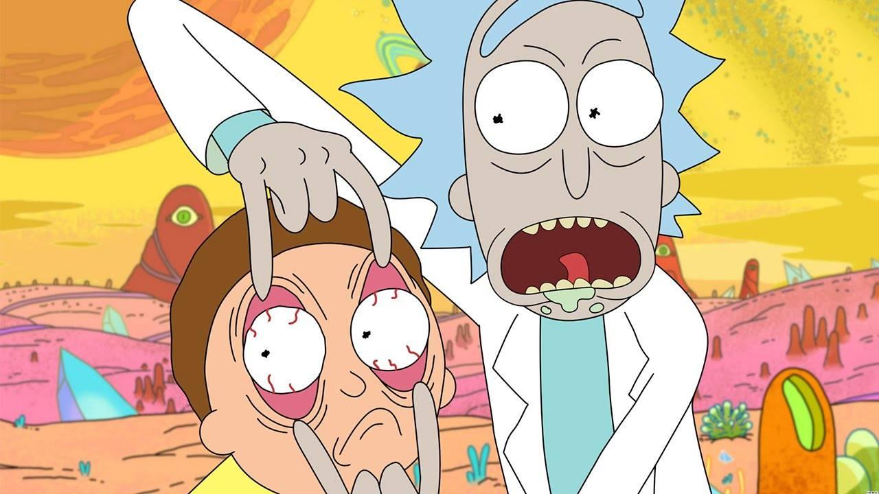 Рик и Морти: видеообзор