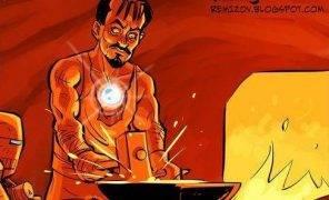 Комикс: Мотивация Тони Старка