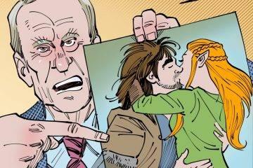 Комикс: Прелесссть Питера Джексона