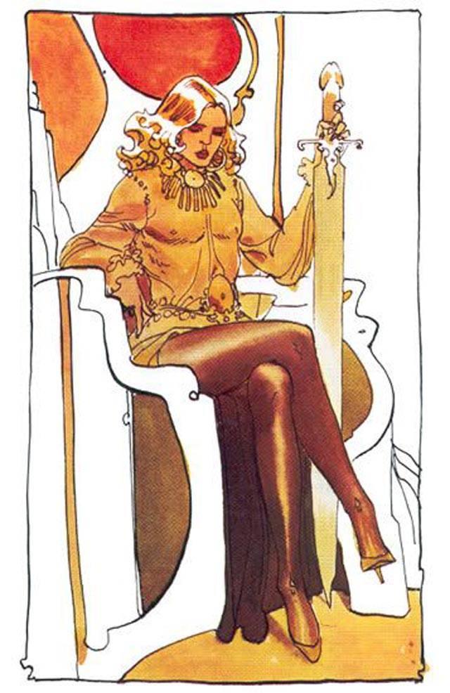 Его женоподобный племянник Фейд-Раута
