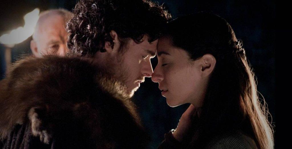 Король влюбился в простую девушку и рискнул всем, чтобы жениться на ней. Сами понимаете, Мартин не мог такого придумать