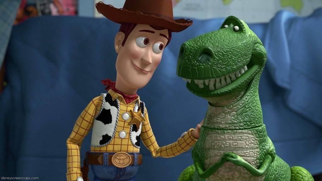 Динозавра Рекса в «Историю игрушек» добавил именно Уидон. А ещё он предлагал вписать роль куклы Барби (кто-нибудь удивлён?)