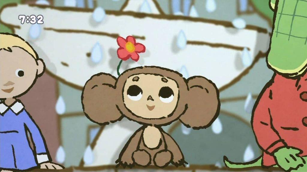 cheburashka anime