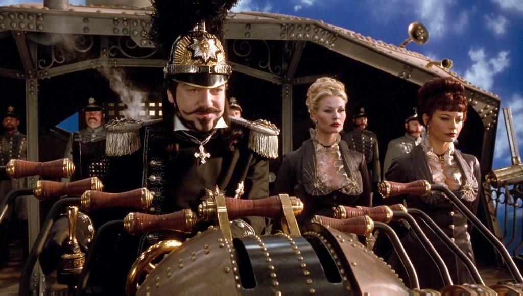 Фильм «Дикий дикий запад» основан на старом телесериале.