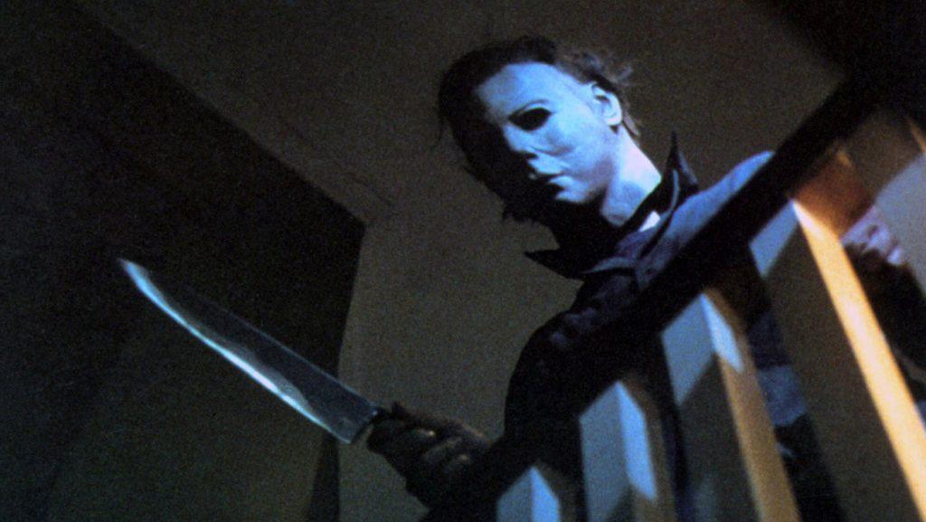 Halloween (1978) Directed by John Carpenter Shown: Tony Moran (as Michael Myers)