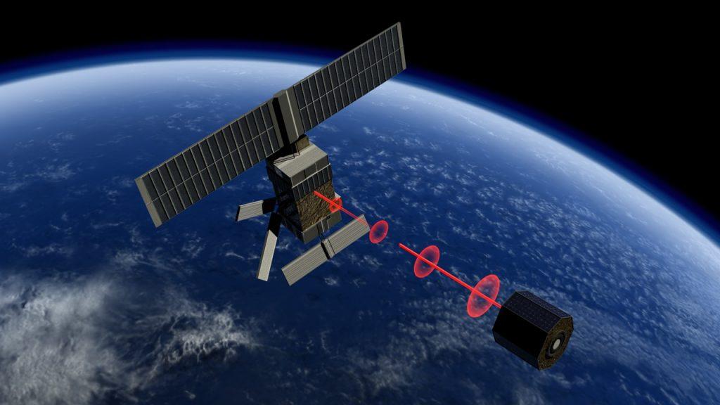 Помимо стрельбы с орбиты, существует идея наземного лазера, который будет корректировать орбиты космических объектов, заставляя их падать на Землю и сгорать в атмосфере.