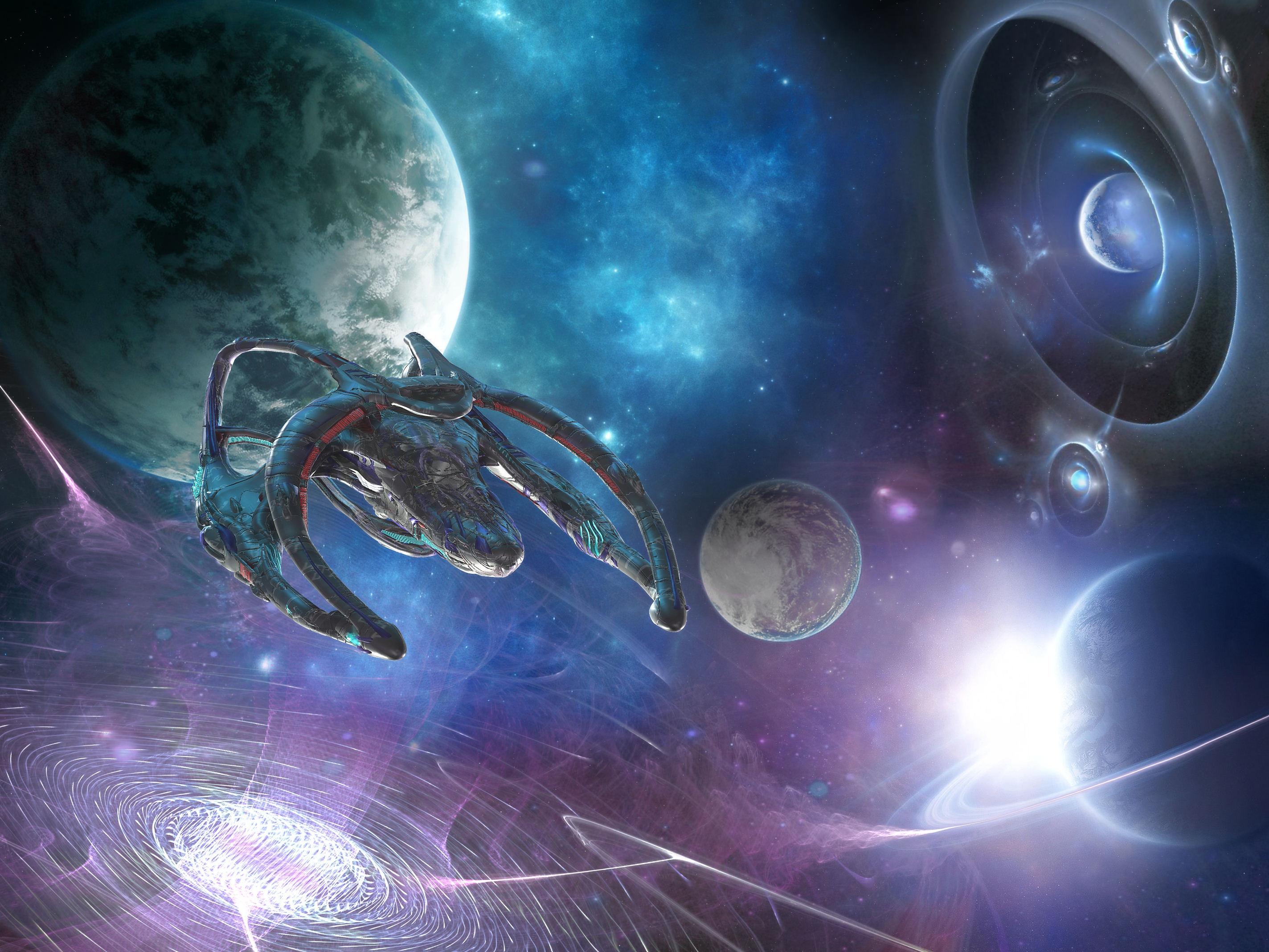 «Андромеда»: сериал и его вселенная 2