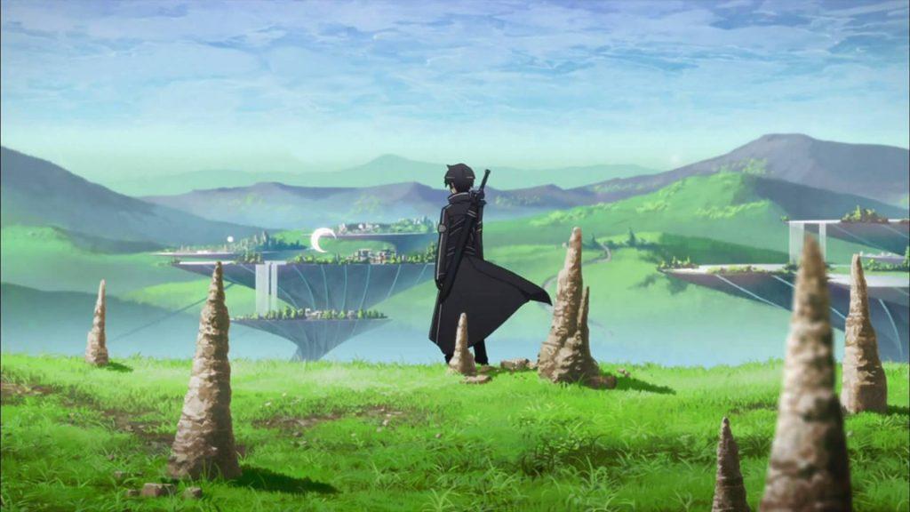 По Sword Art Online существует аниме-сериал и, конечно, игры.