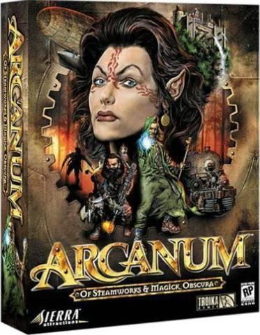 «Арканум» — пожалуй, самая известная игра, основанная на фэнтези-стимпанке