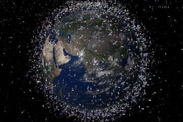 Космический мусор: как очистить орбиту? 13