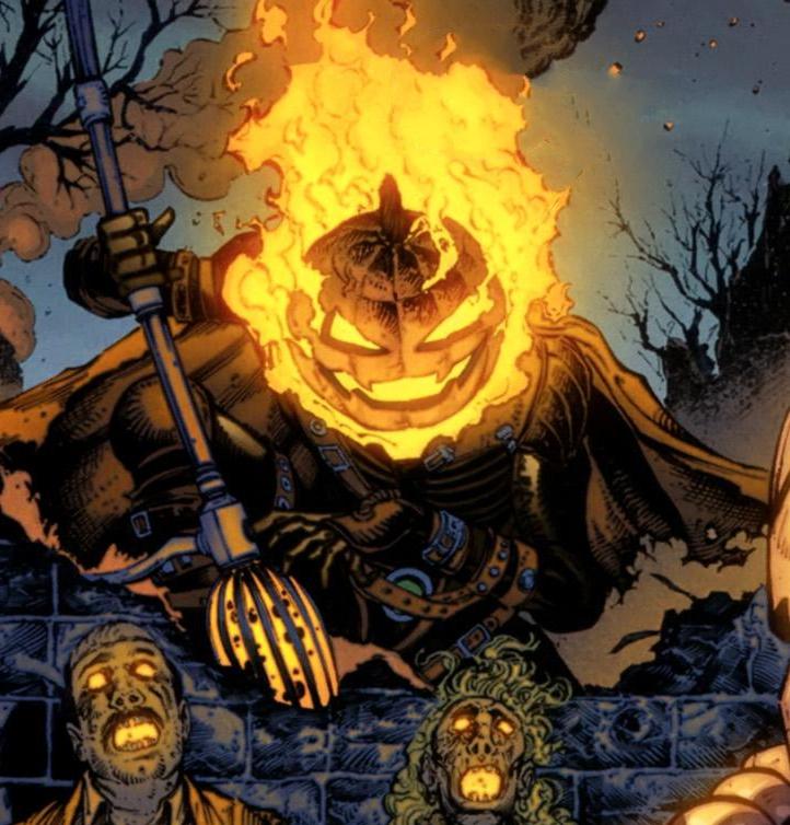 Джек-с-Фонарём — ещё и злодей во вселенной Marvel.