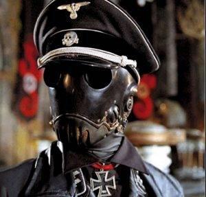 Карл Крёнен, фашист-мазохист.