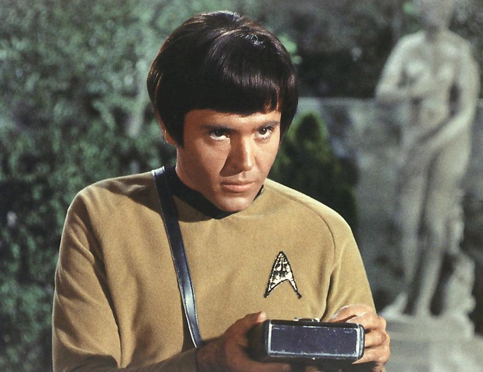 Pavel Chekov Star Trek