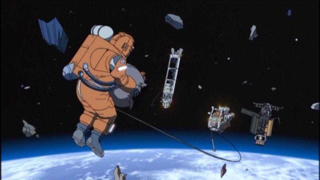 Космический мусор: как очистить орбиту? 8
