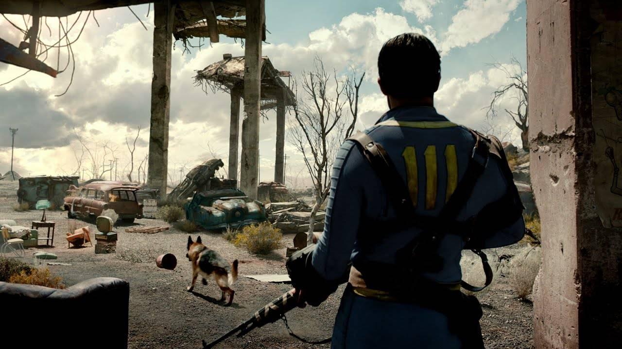 Новый трейлер Fallout 4 с живыми актёрами 1