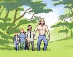 Комикс: Lost: Всё по науке 3