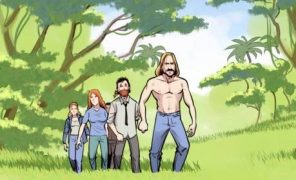 Комикс: Lost: Всё по науке