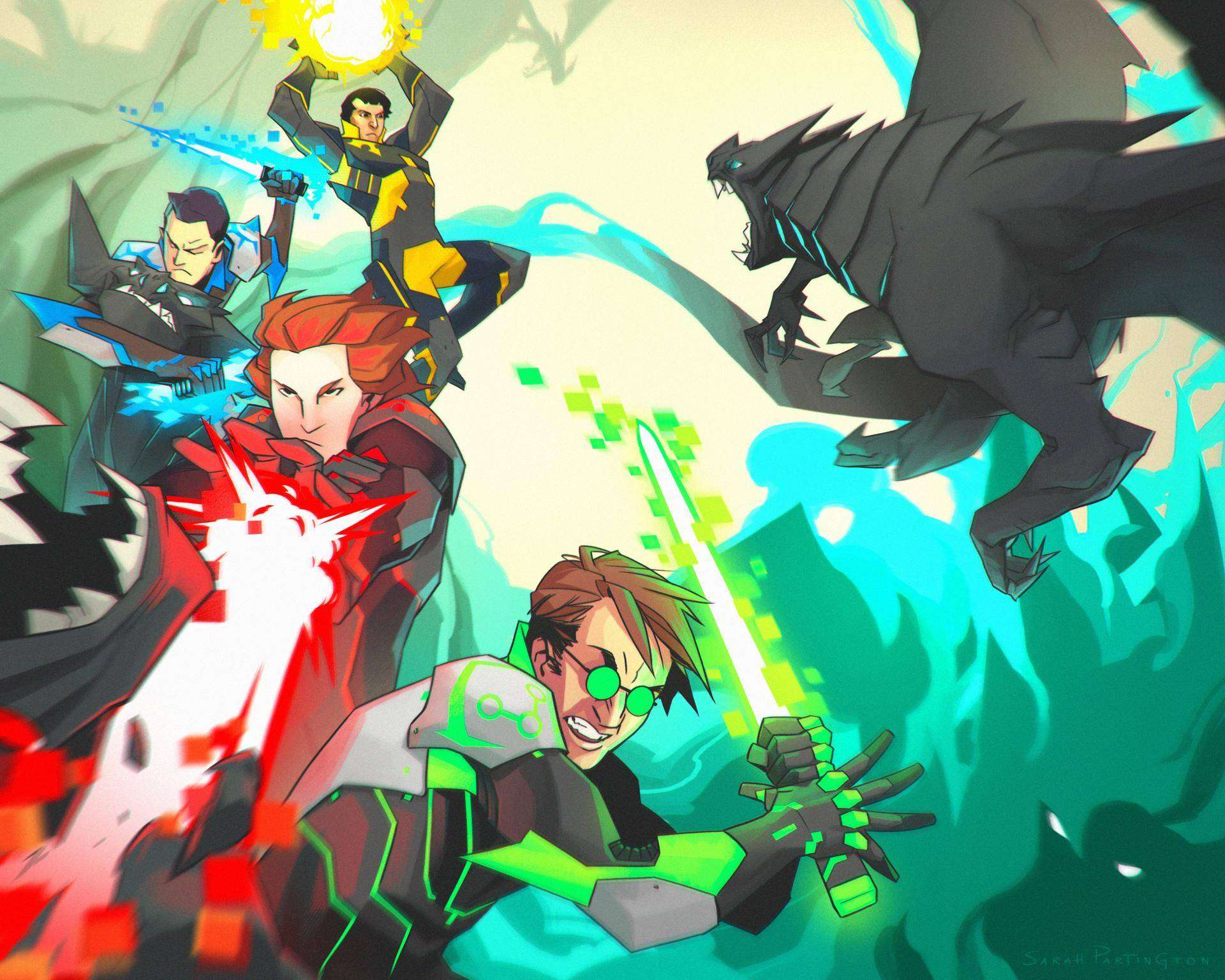 I Fight Dragon — The Near Future